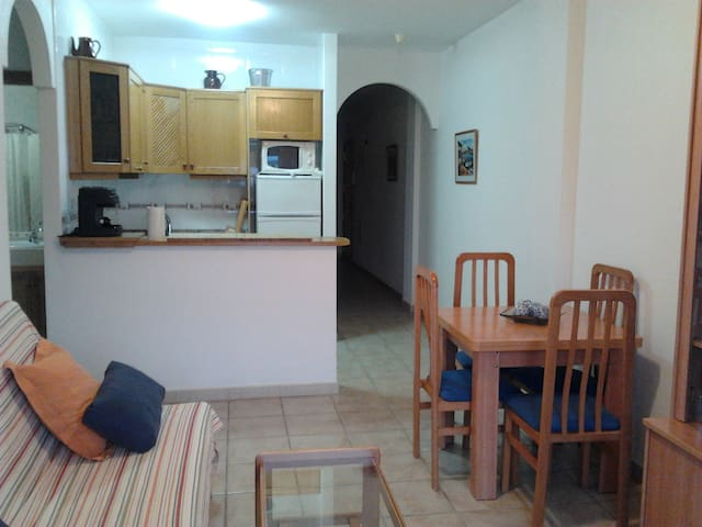 Alqiler de apartamento en Lodosol