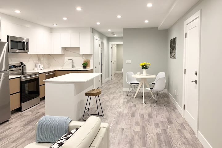 Brand New 2BR Suite -Modern Comfortable Hotel-feel