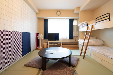Echigo-Yuzawa Japanese-style room&Hot spring 406