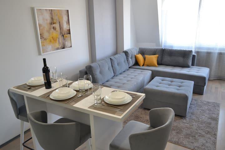 Quattro apartment 20 Skopje