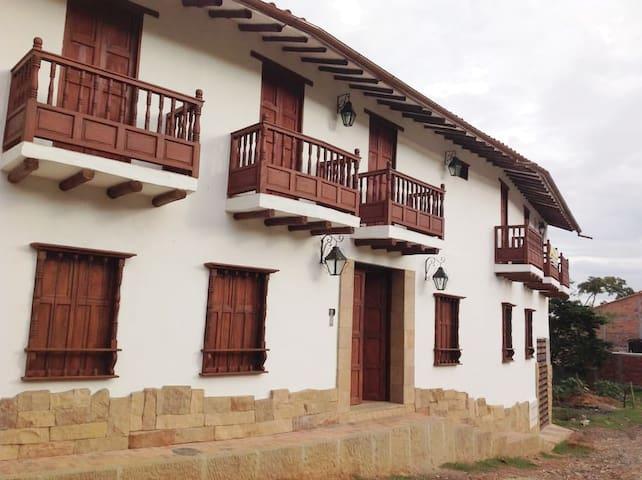 El Retiro Barichara 203, apto 3 habitaciones