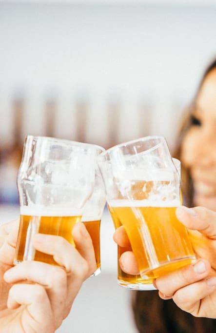 Beer Tasting: Typical Handcraft beer