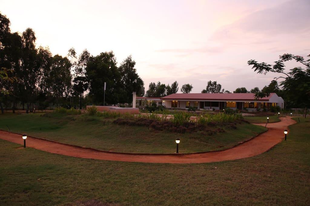 Open Park & Garden