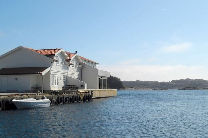5 star holiday home in SVEIO