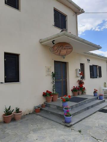 Ξενώνας Ηλέκτρα, Αυγερινός Βοΐου Κοζάνης