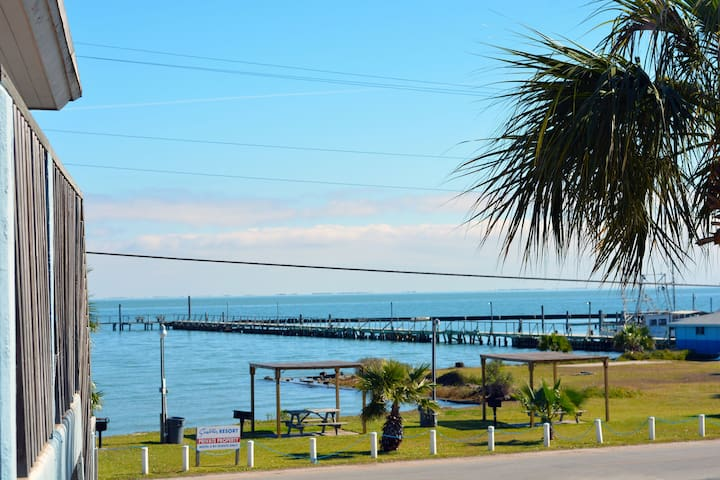 Water front condo with fishing pier - Rockport - Condo