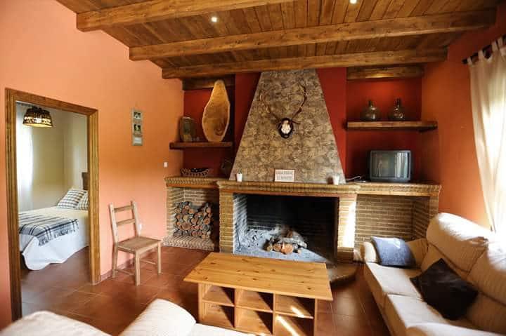 Casa Rural El Bonito. Cazalla de la Sierra