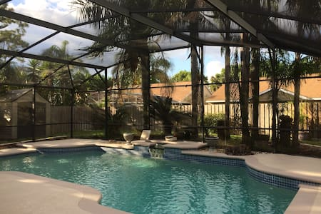 Private Palace in Central Orlando with Pool - オーランド - 別荘
