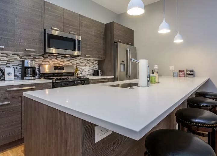 Gorgeous Wicker Park Home for 8