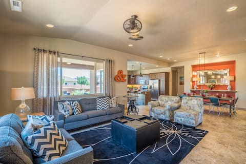 5  Red Mountain Retreat in St George