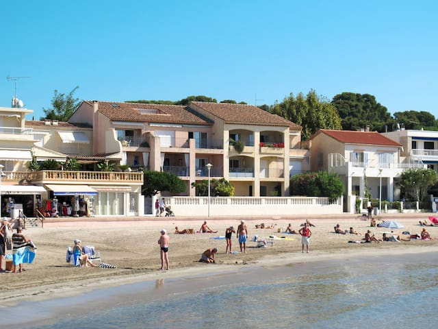Holiday apartment in Saint Cyr-sur-Mer