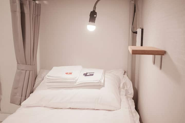 ☆NEW50%☆ G Guesthouse 6Bed Female Dorm / Breakfast