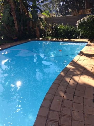Northcliff home with separate entrance