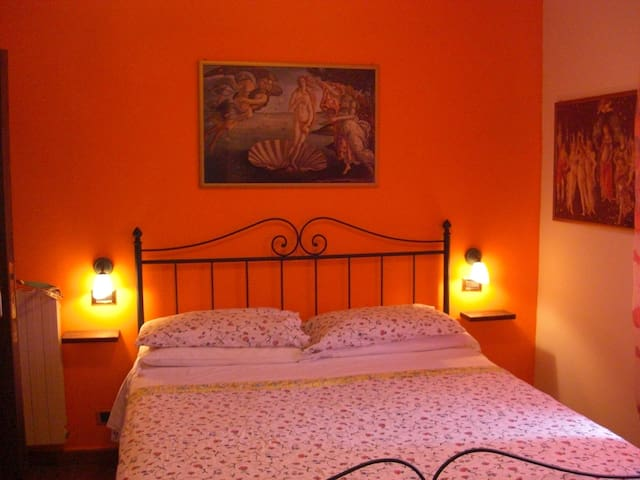 Camera La Romantica - Collazzone - Bed & Breakfast