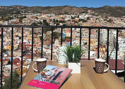 Rinconcito encantador a unos pasos del Pípila - Guanajuato