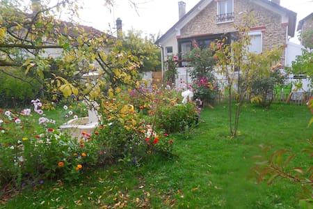 Charmante maison à  proximité de Disney et Paris - Vaires-sur-Marne - Talo