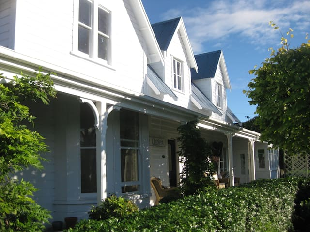 The Gables Historic Villa