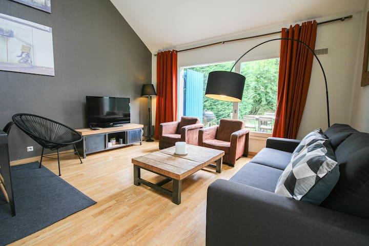 Wasquehal - Maison avec jardin 8p 4ch !