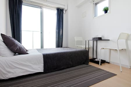 2min Namba*Cozy Relaxing* Free Wifi - Osaka - Apartment