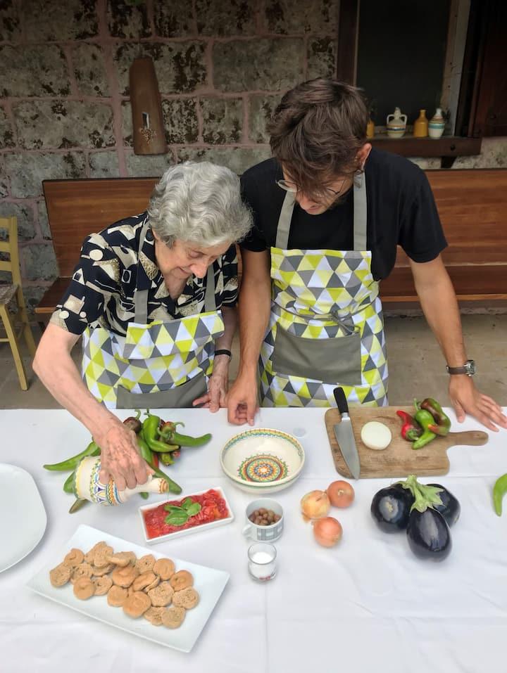 le ricette segrete della nonna