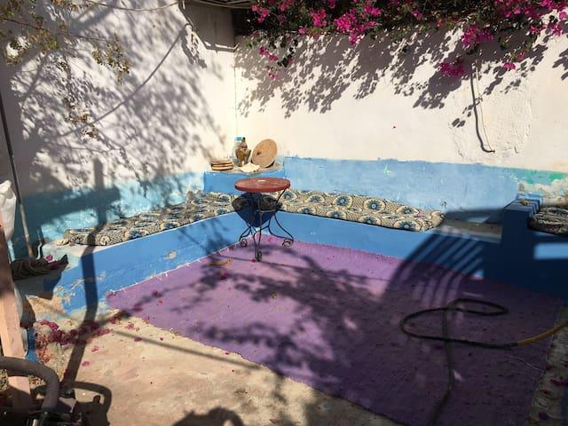 Rosie's Retreat.  Dahab, Red Sea. Egypt.