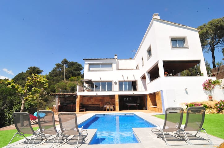 Casa Blue Sea - Santa Susanna