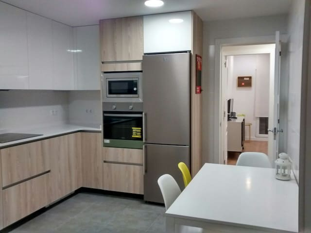 Precioso apartamento con terraza - Pamplona - Leilighet