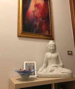 Camera privata con bagno in comune - Suzzara