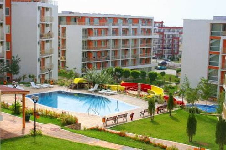 Family apartment with great amenities, Sveti Vlas