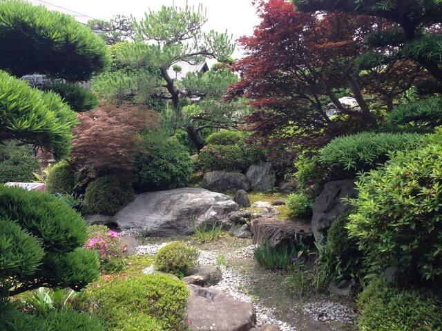 古民家 日本庭園 - Nagoya-shi - Ev