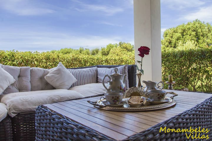 CLEO - Superior sea View Villa with
