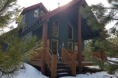 Cabin by Lake of The Woods, Crater Lake, & Ashland