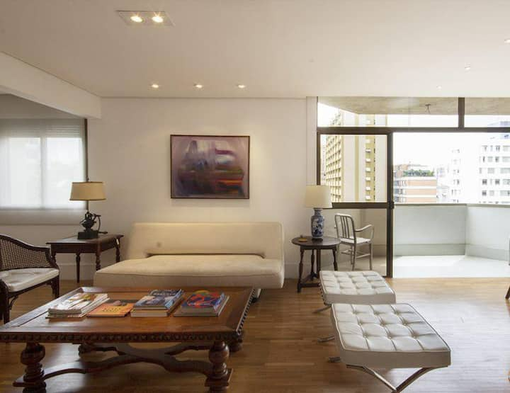 Luxury apartment in Jardins Sao Paulo