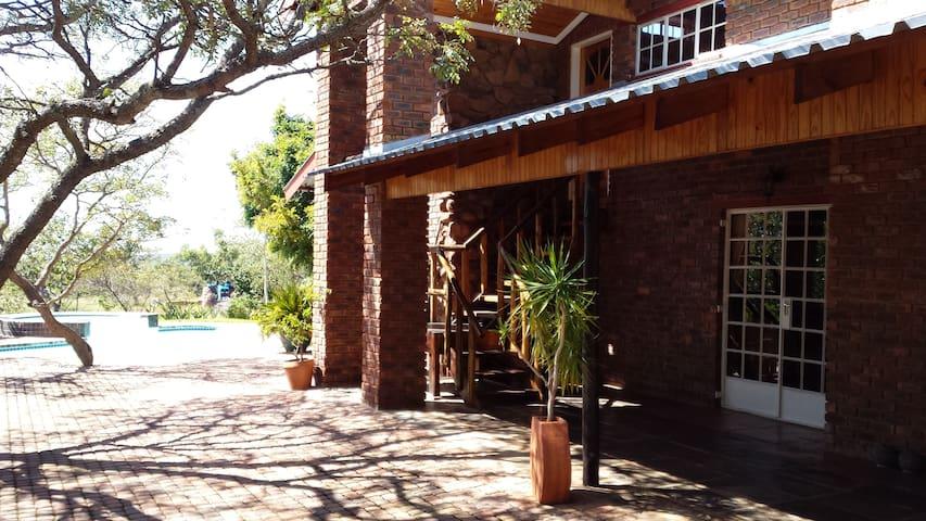Pumula Lodge - Themba Family unit