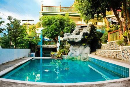 Talagang Dalaga Resort 2 pax private room - Paete - Allotjament sostenible a la natura