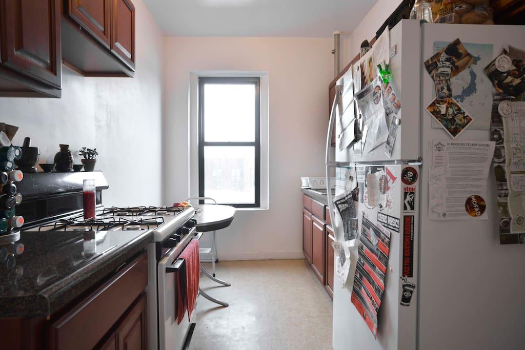 new refrigerator (10/14)