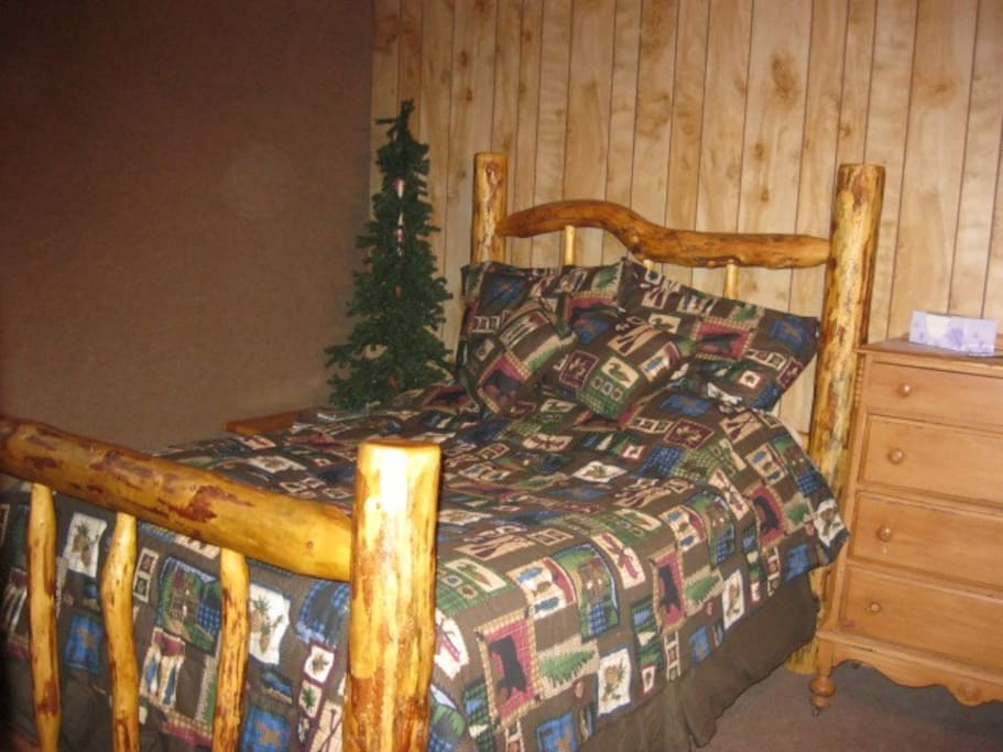 1st Floor Double Bed, Private Room