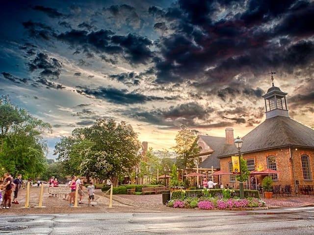 Wmsburg 1br Villa Near Busch Gardens Sleeps 4 ph - Williamsburg - Villa