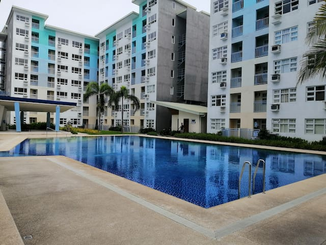 New! Fully Furnished 2 Bedroom Condo
