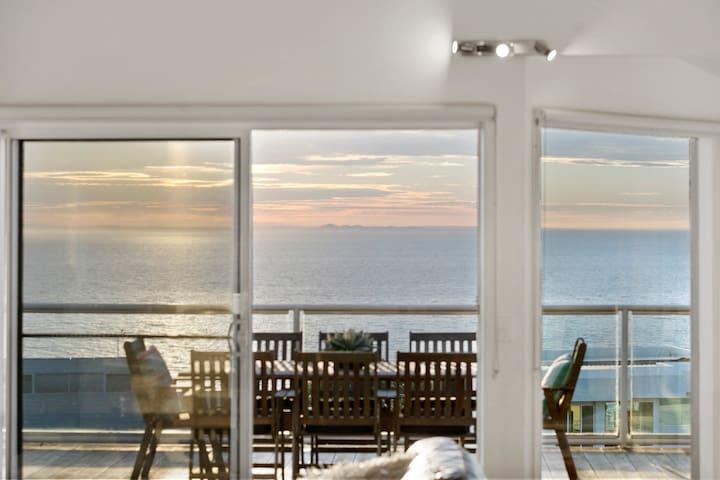 'Atlantic View' Stunning Panorama