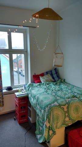 Gemütliches Zimmer in perfekter Lage - Greifswald - Apartemen
