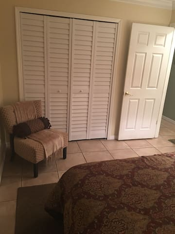 Two rooms - Longwood - Casa