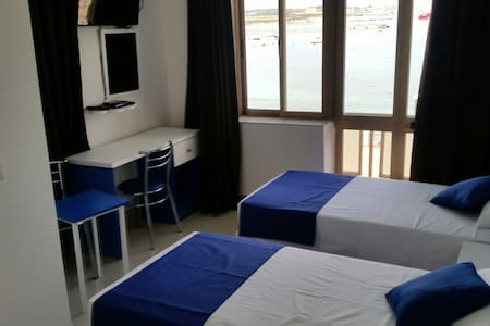 Rooms  for rent with seaviews Pretty Bay Buga - Birżebbuġa - อื่น ๆ