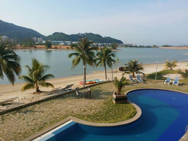 Pangkor Paradise Home'Stay Apartment - Lumut - Pis