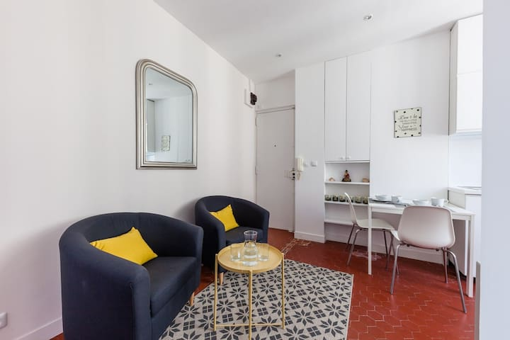 Cosy nice flat with 2 bedrooms close to the center