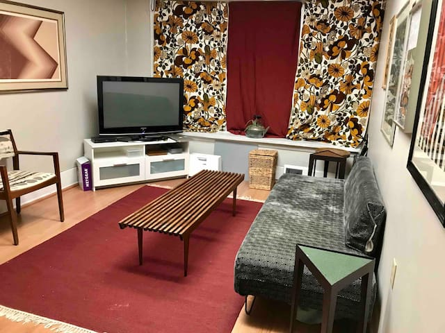 Full 2BR Apartment Shadyside - parking & transit