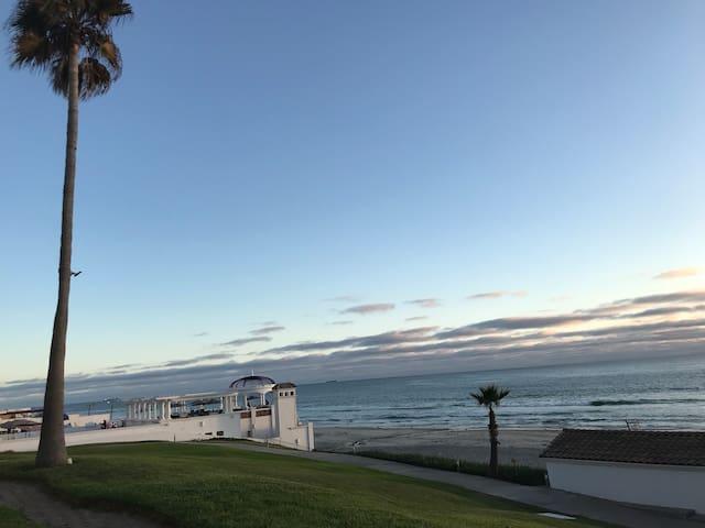 Ocean Front Rosarito Condo