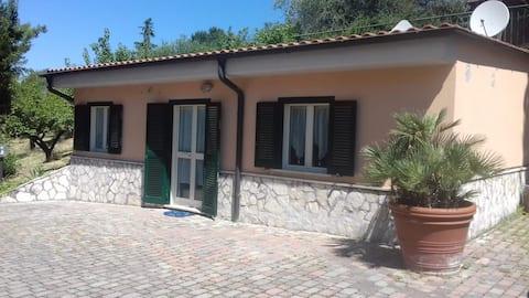 Dependance in villa a nord di Roma