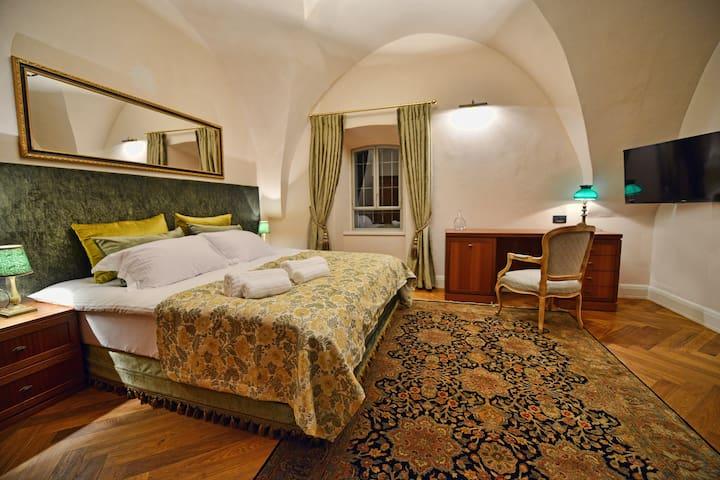 Junior suite - No sea view, courtyard view