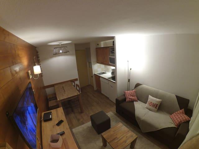 Studio AVORIAZ  quartier falaise - Avoriaz - Condominio